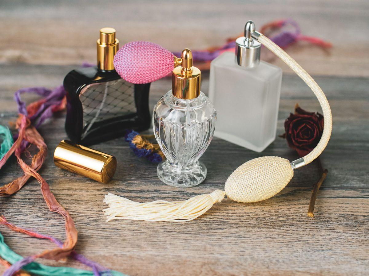 The Parfumerie Perfume Bottles
